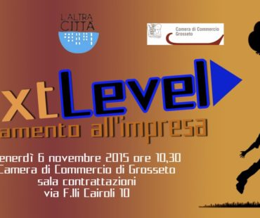 NEXT LEVEL: UN SEMINARIO SULL'ORIENTAMENTO